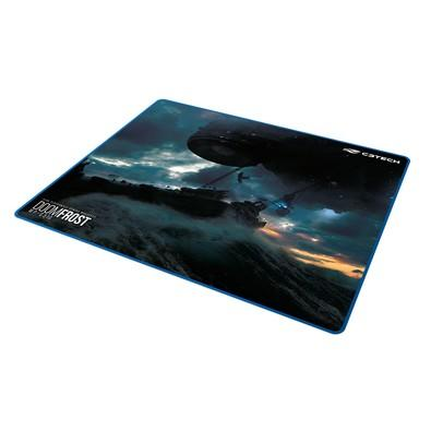 Mousepad Gamer C3 Tech Doom Frost, Speed, Grande (430x350mm) - MP-G510