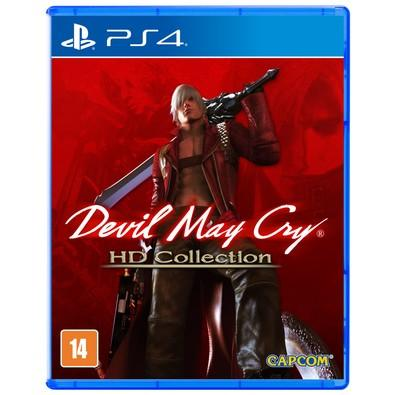Game Devil May Cry HD Collection PS4