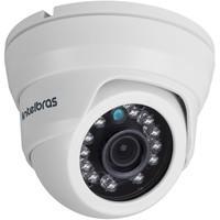 Câmera Dome Intelbras AHD, Infravermelho, Lente 3.6mm, HD/900 TVL, IR 10m  - VMD 1010 IR G4 4562052