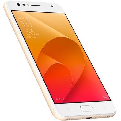 Smartphone Asus Zenfone 4 Selfie ZD553KL-5G122BR Octa Core, Android 7, Tela 5,5´, 32GB, 16MP, 4G, Dual Chip - Desbloq. - Dourado