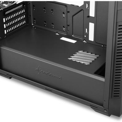 Gabinete Micro ATX - Sharkoon S1000 Window