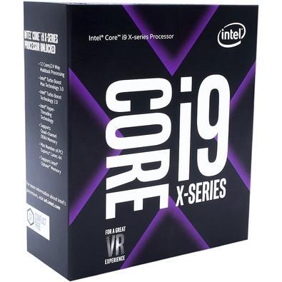 Processador Intel Core i9-7920X Skylake, Cache 16.5MB, 2.9GHz (4.3GHz Max Turbo), LGA 2066 - BX80673I97920X