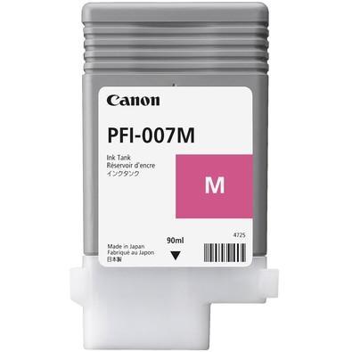 Cartucho de Tinta Canon   Magenta PFI-007 M (670E)