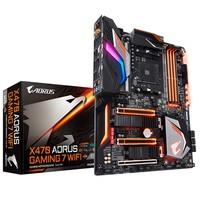 Placa-Mãe Gigabyte X470 Aorus Gaming 7 Wi-Fi, AMD AM4, ATX, DDR4