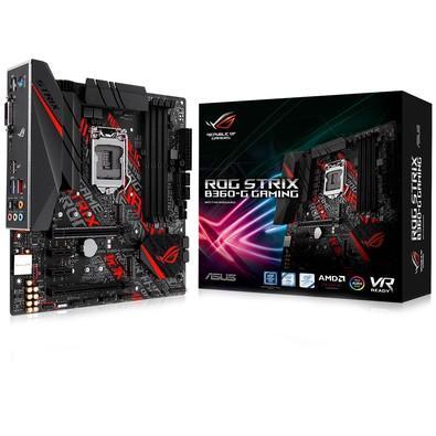 Placa-Mãe Asus ROG Strix B360-G Gaming, Intel LGA 1151, mATX, DDR4