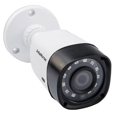 Câmera Bullet Intelbras Multi-HD, Infravermelho, Lente 3.6mm, HD, IR 10m - VHD 1010 B G4 4565261
