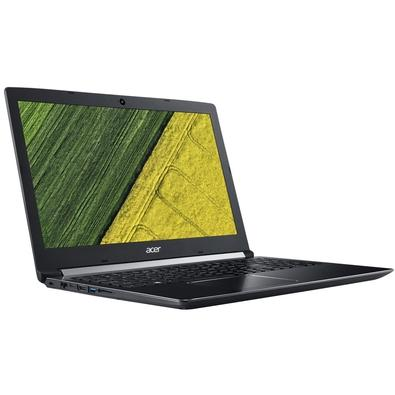 Notebook Acer Aspire 5, Intel Core i7-7500U, 8GB, 1TB, NVIDIA GeForce 940MX 2GB, Windows 10, 15.6´ - A515-51G-72DB