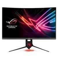 Monitor Gamer Asus ROG Strix LED 32´ Widescreen, WQHD, HDMI/Display Port, FreeSync, 144Hz, Altura Ajustável - XG32VQ