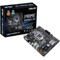 Placa-Mãe Asus Prime H310M-E/BR, Intel LGA 1151, mATX, DDR4