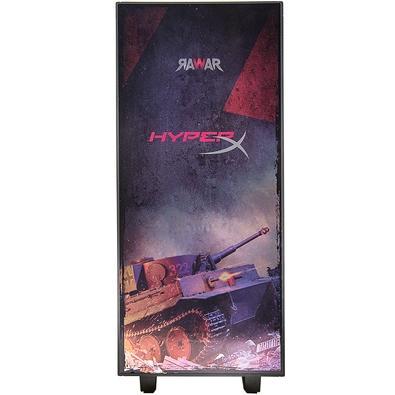 Computador Gamer Rawar HyperX Warfare Intel Core i7-7700, 8GB, HD 1TB, Windows 10 (Versão de Avaliação) - RW301PV