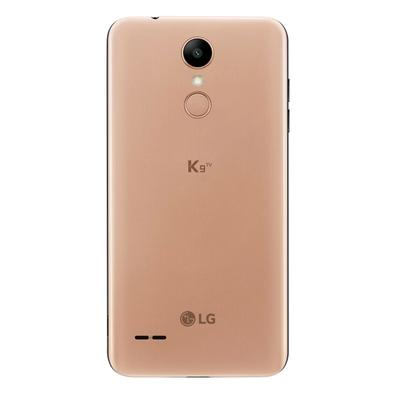 Smartphone LG K9, 16GB, 8MP, Tela 5´, TV Digital, Dourado - X210 TV