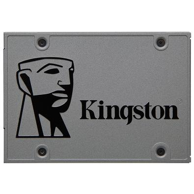 SSD Kingston 2.5´ 120GB UV500 SATA III Leituras: 520MB/s e Gravações: 320MB/s - SUV500/120G