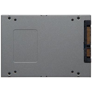 SSD Kingston 2.5´ 120GB UV500 SATA III Leituras: 520MB/s e Gravações: 320MB/s - SUV500/120G