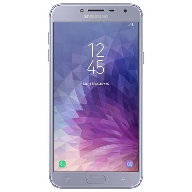 Smartphone Samsung Galaxy J4, 32GB, 13MP, Tela 5.5´, Prata - SM-J400M