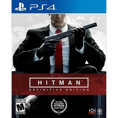 Game Hitman Definitive Edition PS4