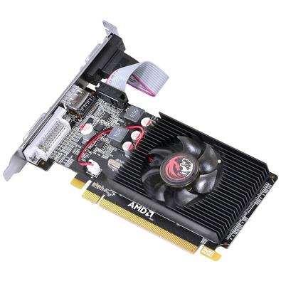 Placa de Vídeo PCYes AMD Radeon HD 6450, 2GB, DDR3 - PJ64506402D3LP