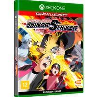 Game Naruto to Boruto Shinobi Striker Edição de Lançamento Xbox One