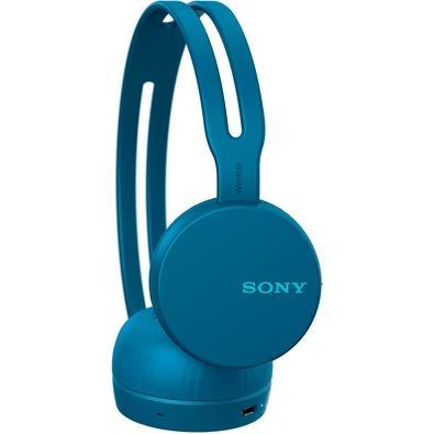 Headphone Sony Bluetooth Azul - WH-CH400/L