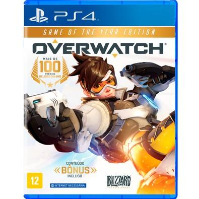 Game Overwatch Game of The Year Edition PS4