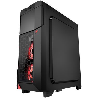 Computador Gamer NTC AMD Ryzen 5 2400G, 8GB, HD 1TB, Windows 10 Pro (Versão de Avaliação), Vulcano 7005 - 14859