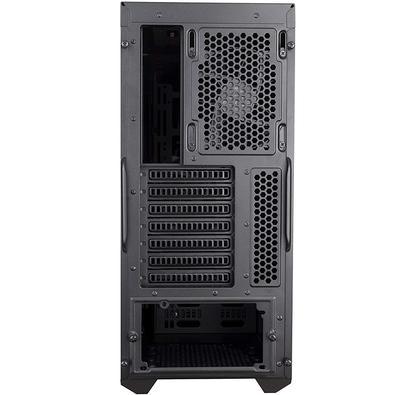 Gabinete Cooler Master Masterbox K500L com LED Vermelho sem Fonte com Lateral em Acrílico MCB-K500L-KANN-S00