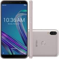 Smartphone Asus Zenfone Max Pro M1, 32GB, 13MP, Tela 6´, Prata - ZB602KL-4H111BR