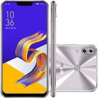 Smartphone Asus Zenfone 5, 64GB, 12MP, Tela 6.2´, Prata - ZE620KL-1H024BR