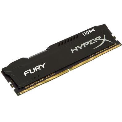 Memória HyperX Fury, 8GB, 2933MHz, DDR4, CL17, Preto - HX429C17FB2/8