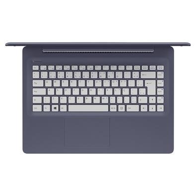 Notebook Vaio C14, Intel Core i5-6200U, 8GB, SSD 256GB, Windows 10 Home, 14´, Azul e Prata -  VJC141F11X-B1211L