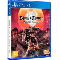 Game Black Clover Quartet Knights PS4