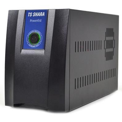 Estabilizador TS Shara Powerest, 2500VA, Bivolt, 6 Tomadas - 9013 Black