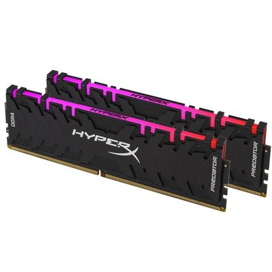 Memória Ram Hyperx Predator 16gb Kit(2x8gb) Ddr4 4000mhz Hx440c19pb3ak2/16 Kingston