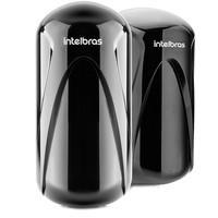 Sensor Intelbras Ativo de Barreira, 2 feixes, até 110m, Preto - IVA 3110 X