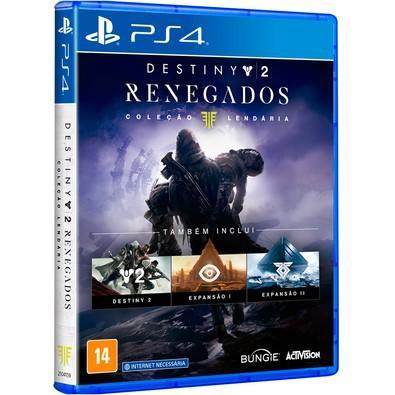 Game Destiny 2 Renegados PS4