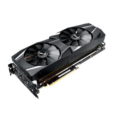 Placa de Vídeo Asus NVIDIA GeForce RTX 2080 Dual OC 8GB, GDDR6 - DUAL-RTX2080-O8G
