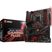 Placa-Mãe MSI MPG Z390 Gaming Plus, Intel LGA 1151, ATX, DDR4
