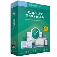 Kaspersky Antivírus Total Security 2019 Multidispositivos 5 PCs