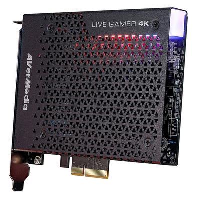 Placa de Captura Avermedia Live Gamer 4K60 HDR, PCI-E Gen 2x4 - GC573