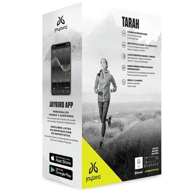 Fone de ouvido Jaybird Tarah Intra-Auricular Sport Bluetooth Preto - 985-000709