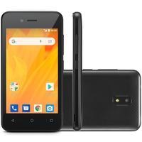 Smartphone Multilaser MS40G, 8GB, 5MP, Tela 4´, Preto - P9070
