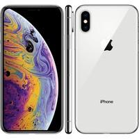 iPhone XS Prata, 64GB - MT9F2