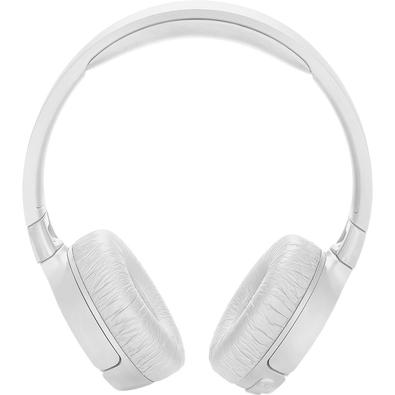 Headphone JBL Tune 600 BT NC, Bluetooth, Branco
