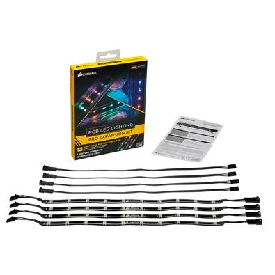 Kit de Expansão Corsair Fita LED RGB Lighting Pro - CL-8930002