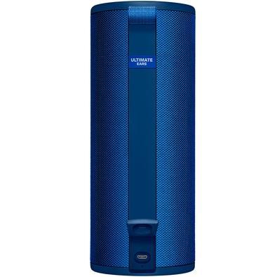 Caixa de Som Bluetooth Ultimate Ears BOOM 3 Portátil e À Prova D´Água - Até 15 horas de Bateria - Azul