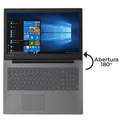 Notebook Lenovo B330, Intel Celeron N4000, 4GB, 500GB, Windows 10 Home, 15.6´ - 81GW0000BR