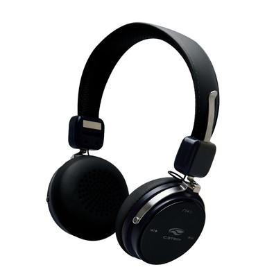 Headphone C3 Tech Bluetooth 4.2, Preto - PH-B600BK