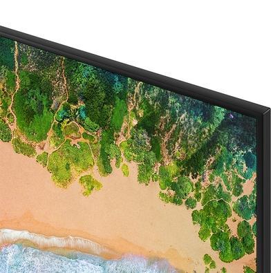 Smart TV LED 55´ UHD 4K Samsung, 3 HDMI, 2 USB, Wi-Fi, HDR - LH55BENELGA/ZD