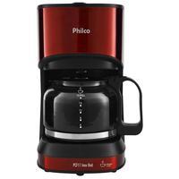 Cafeteira Philco  Inox Red PCF17 220V
