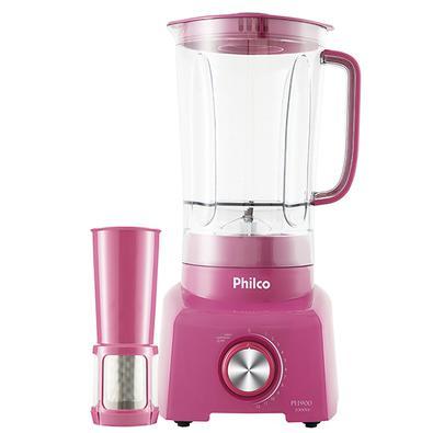 Liquidificador Philco PH900 Rosa 127V