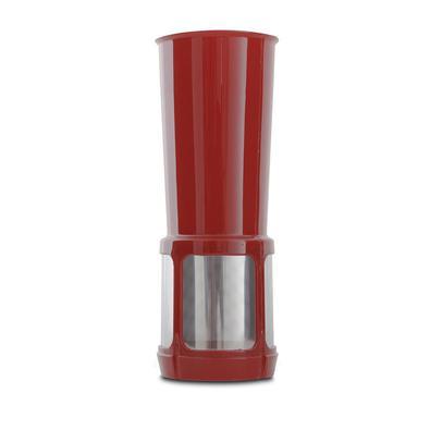 Liquidificador Philco PLQ, 1200W, 127V, Vermelho